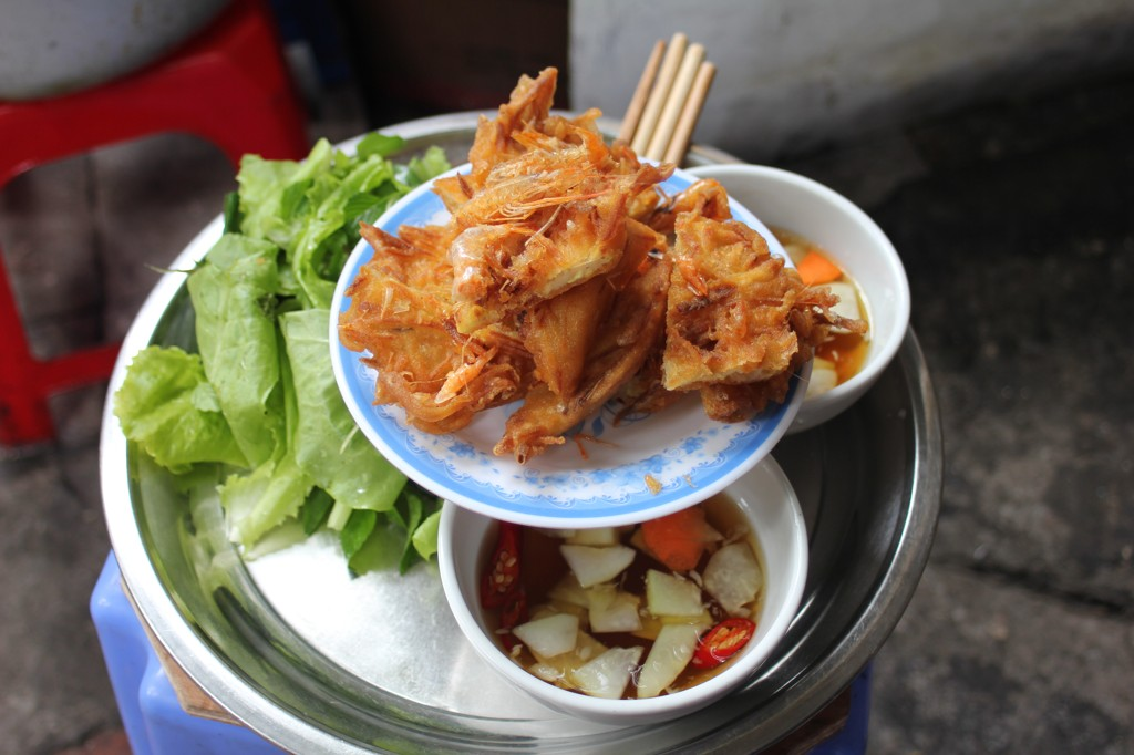 Vietnam Day One – Hanoi Food Tour