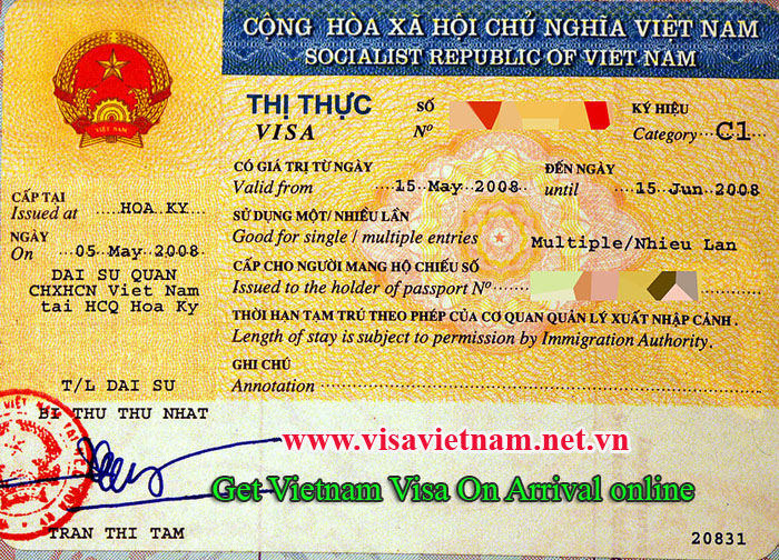 How-to-get-a-Vietnam-Visa-On-arrival-at-vietnam-airport