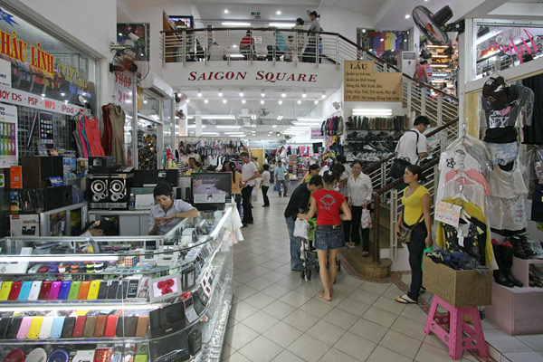 Saigon Square Shopping Mall 02