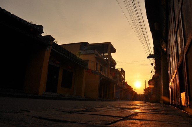 Stunning photos of sunrise in Vietnam