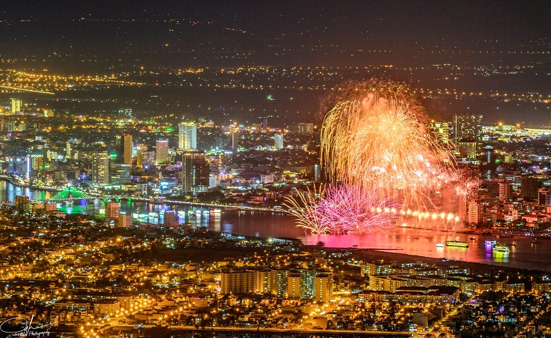 Danang International Fireworks Festival 2018