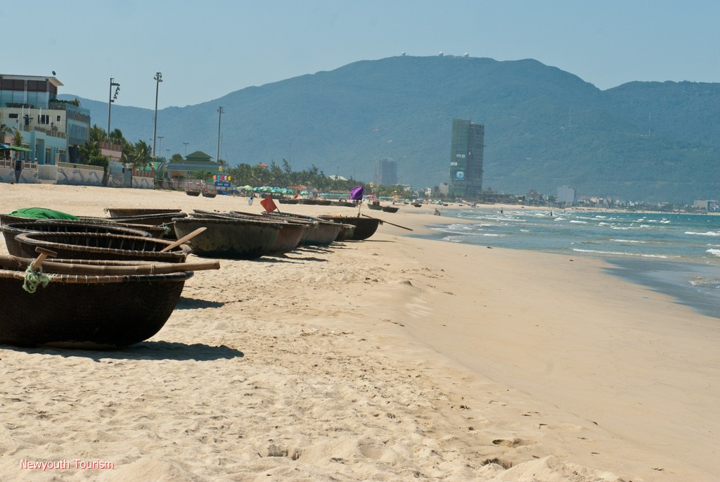 My khe beach, da nang city,Vietnam 03