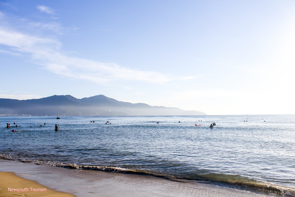 My khe beach, da nang city,Vietnam 10