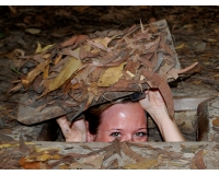 Cu Chi tunnels the best travel destination in Ho Chi Minh city