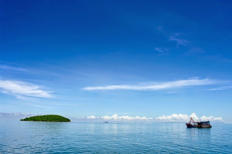 The beauty of Ba Lua archipelago, Kien Giang province