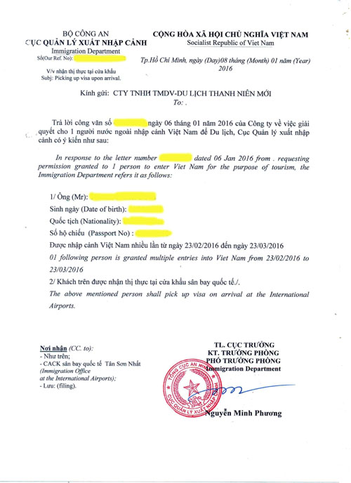 vietnam-visa-approval-letter-sample